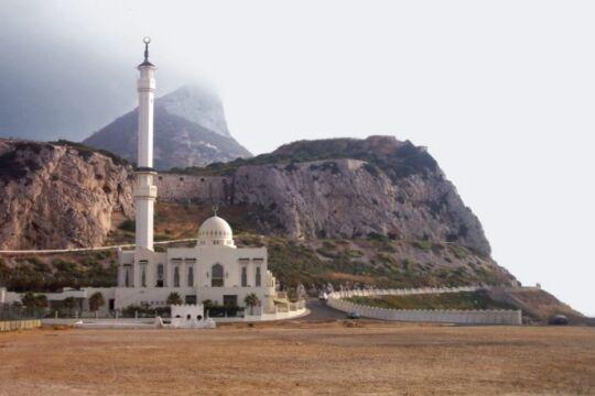Moschee-Gibraltar-Europa-Point - © wikimedia