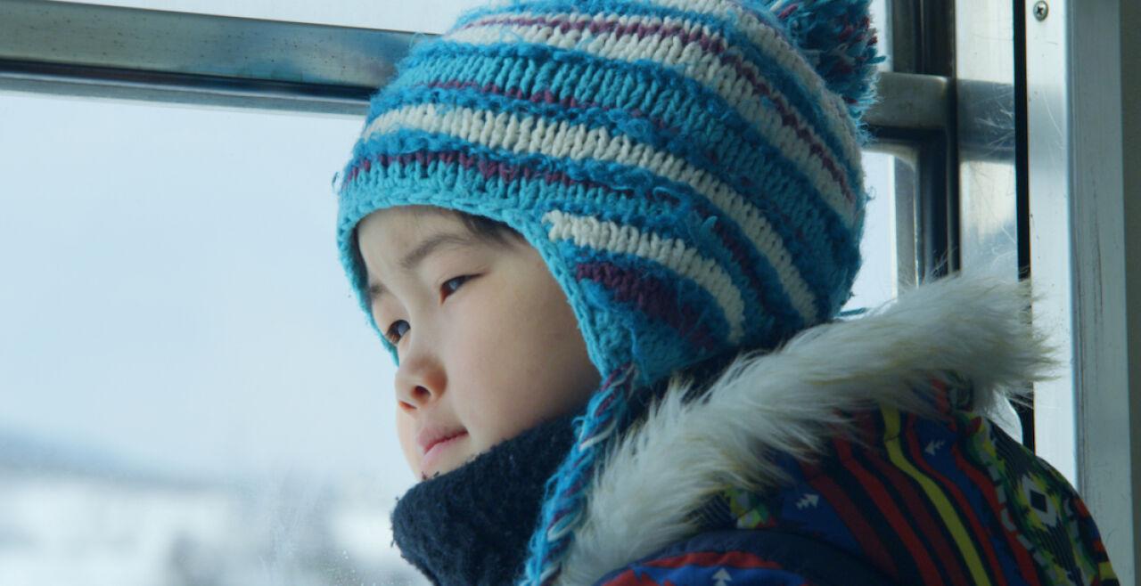 Takara - Takara spricht im Film keine einziges Wort und zeigt die Welt aus der Perspektive eines Kindes. - © Rainer Messerklinger