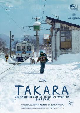 Takara - Filmplakat Takara - © Rainer Messerklinger