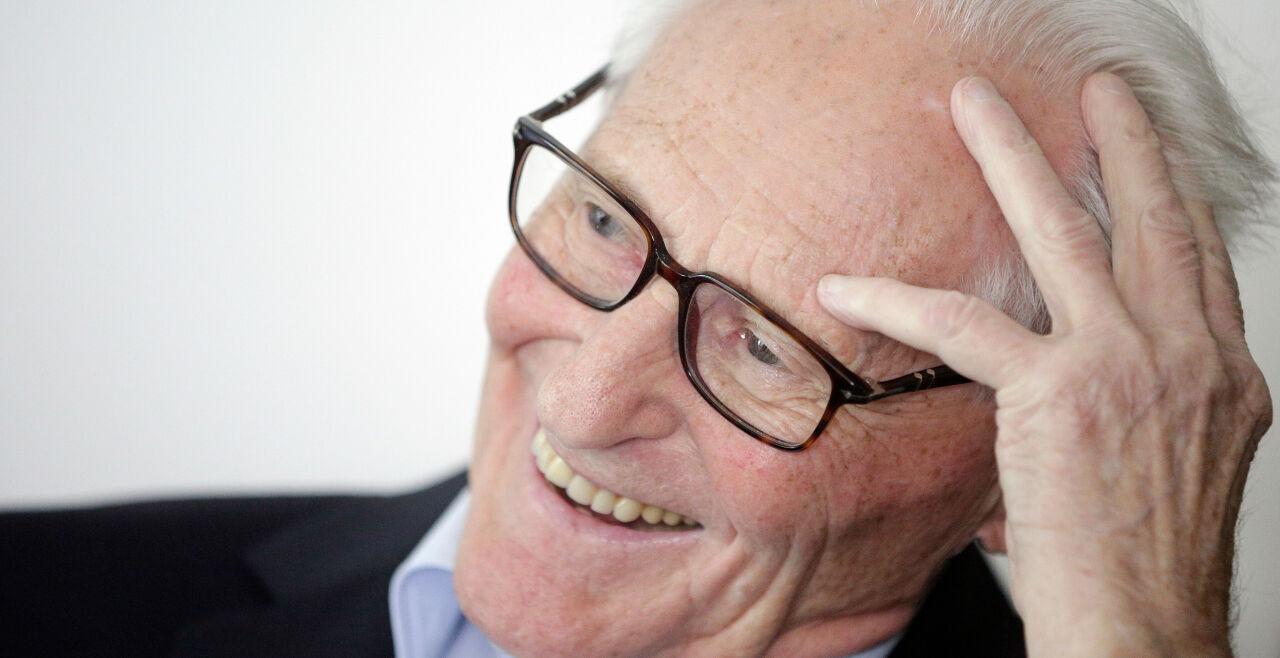 Hans Tuppy - Hans Tuppy wird am 22. Juli 95 Jahre alt. - © Foto: APA / Georg Hochmuth