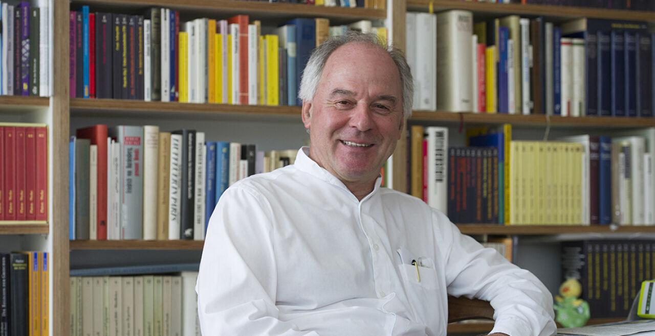 Wilhelm Schmid - © Foto: picturedesk.com / dpa / Paul Zinken