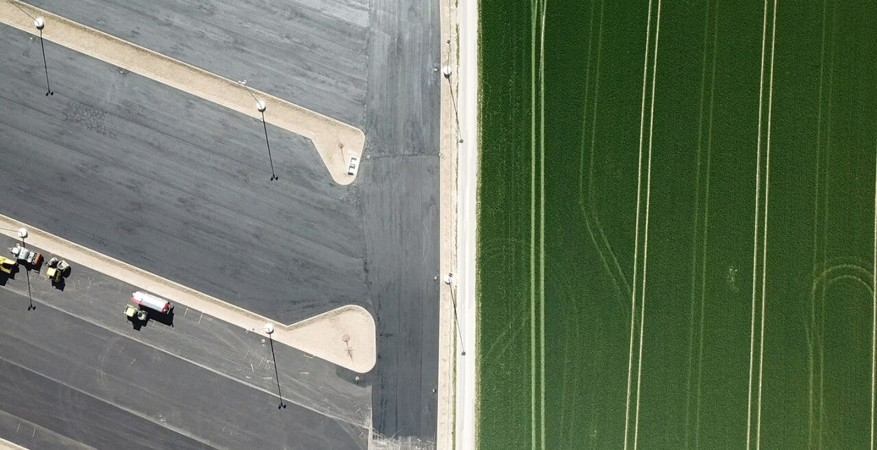 Bodenversiegelung - © Foto: ÖHV