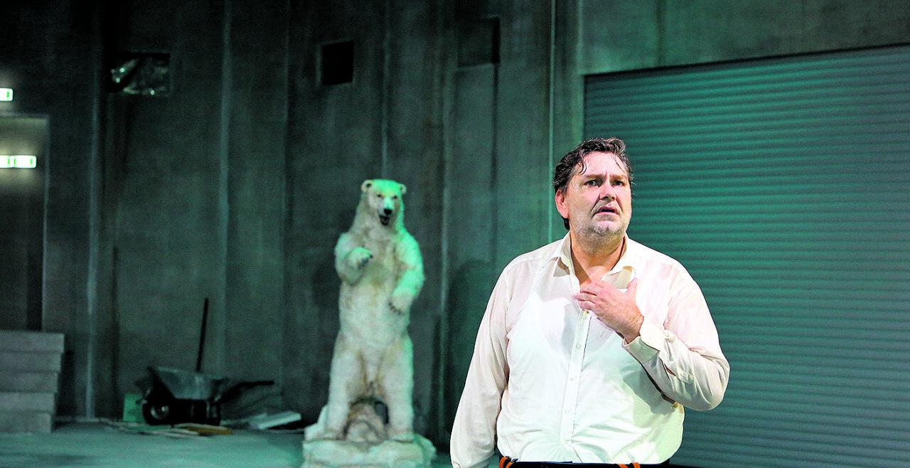 Theatermacher - © Foto: © Birgit Hupfeld / Volkstheater