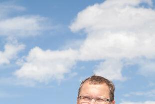 Alpenvereinspräsident Andreas Ermacora - Seit 2013 ist der Innsbrucker Rechtsanwalt Ermacora Präsident des Österreichischen Alpenvereins, mit mehr als 600.000 Mitgliedern die größte Naturschutzorganisation des Landes. - © Julia Türtscher/Blickfang-Photographie