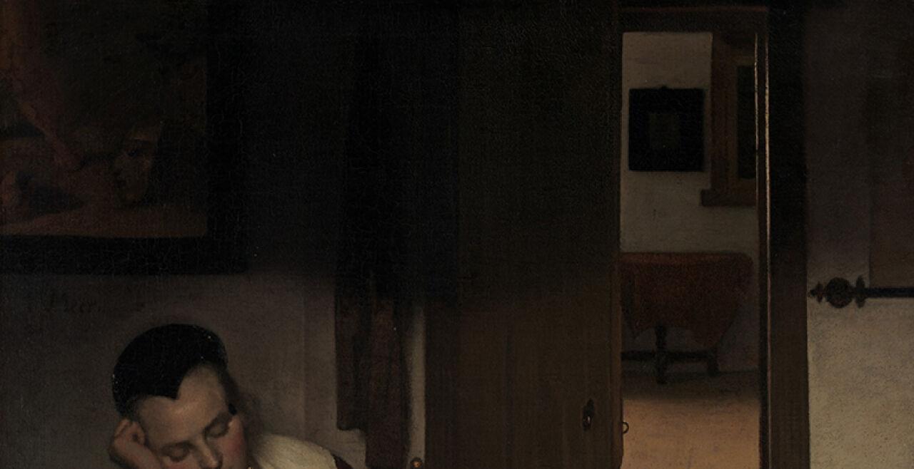 Erschöpfung, Müdigkeit, Schlaf - © Foto: Getty Images / Heritage Art / Heritage Images