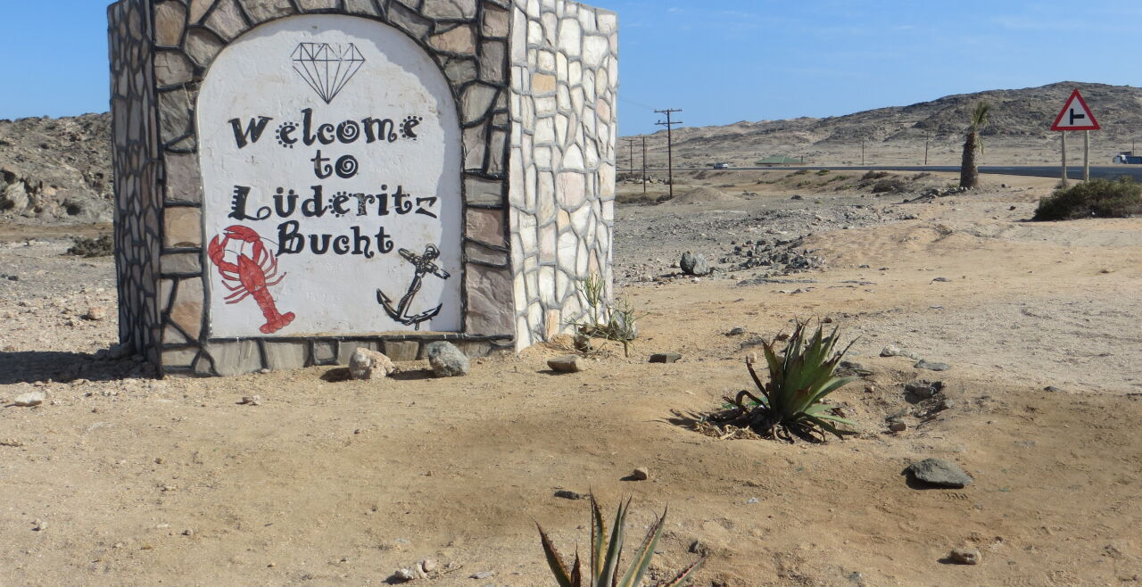 Lüderitz - © Foto: Günter Spreitzhofer