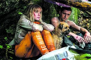 """Chaos Walking - © Daisy Ridley und Tom Holland in der wenig originellen Sci-Fi-Actiongeschichte """"Chaos Walking""""."""