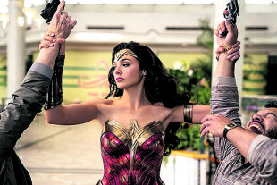 Wonder Woman 1984 - ©  Warner Bros.