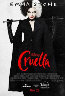 cruella poster. - © Disney