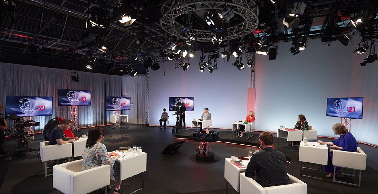 Bachmannpreis 2021 - © Foto: ORF/LST Kärnten/Johannes Puch
