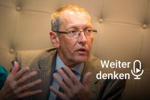 Liessmann_PodcastHeader - © Fotos: picturedesk.com / Neumayr