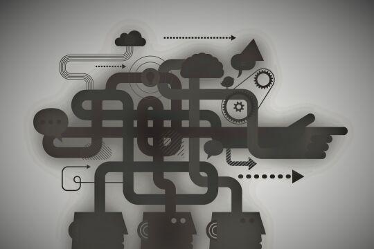 Ideen für die Gesellschaft - © Illustration: gettyimages / akindo
