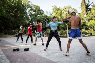 Training Sport - © Foto: Giacomo Sini