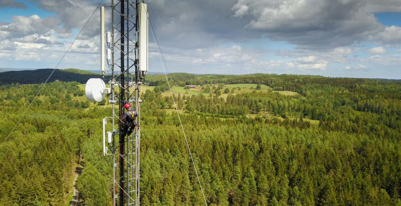Mobilnetz - Von 5G bald zu 6G? Ende des Jahrzehnts könnte 6G spruchreif werden. Eine wichtige Rolle werden dabei Terahertz-Frequenzen spielen. - © iStock/morfous