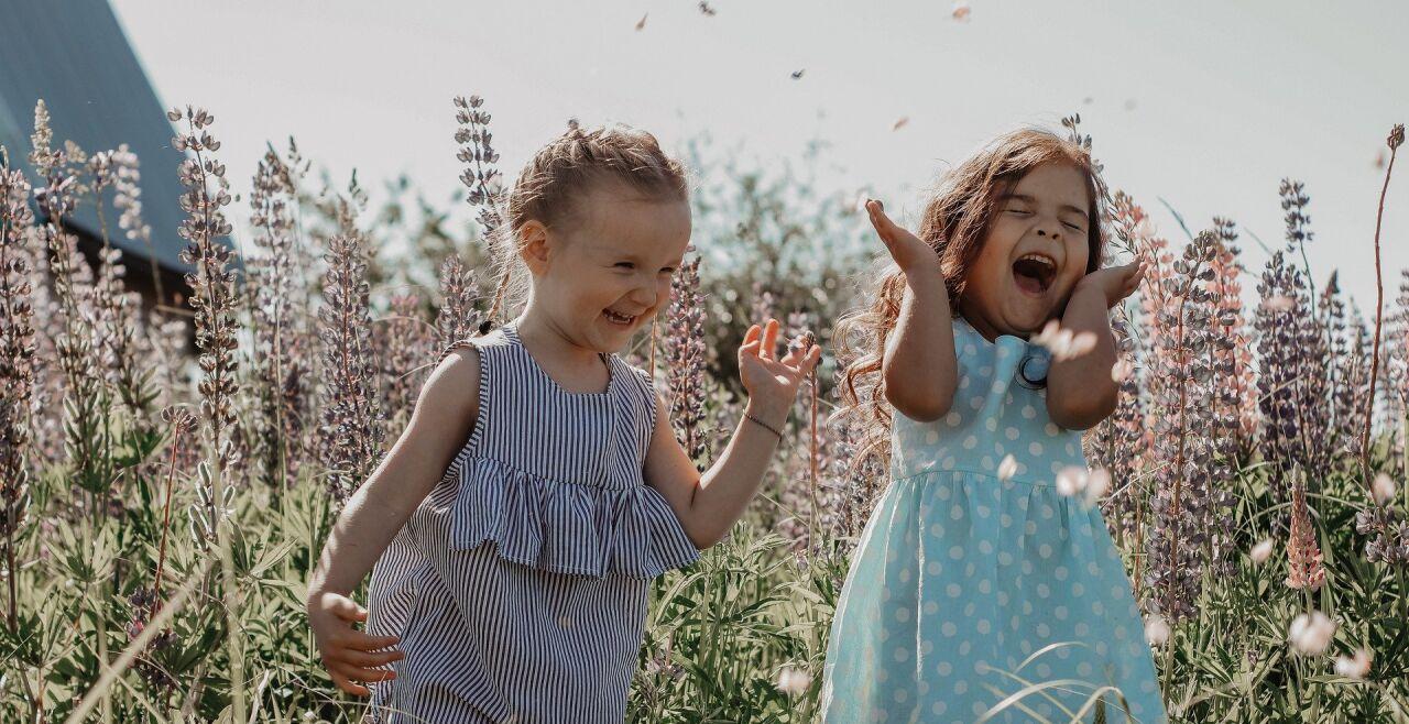Kinder Glück - © Foto: Pixabay