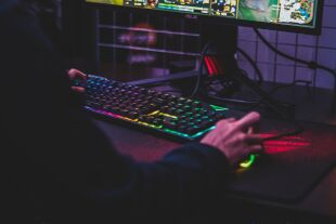 gaming - © Foto: Unsplash/ Axville