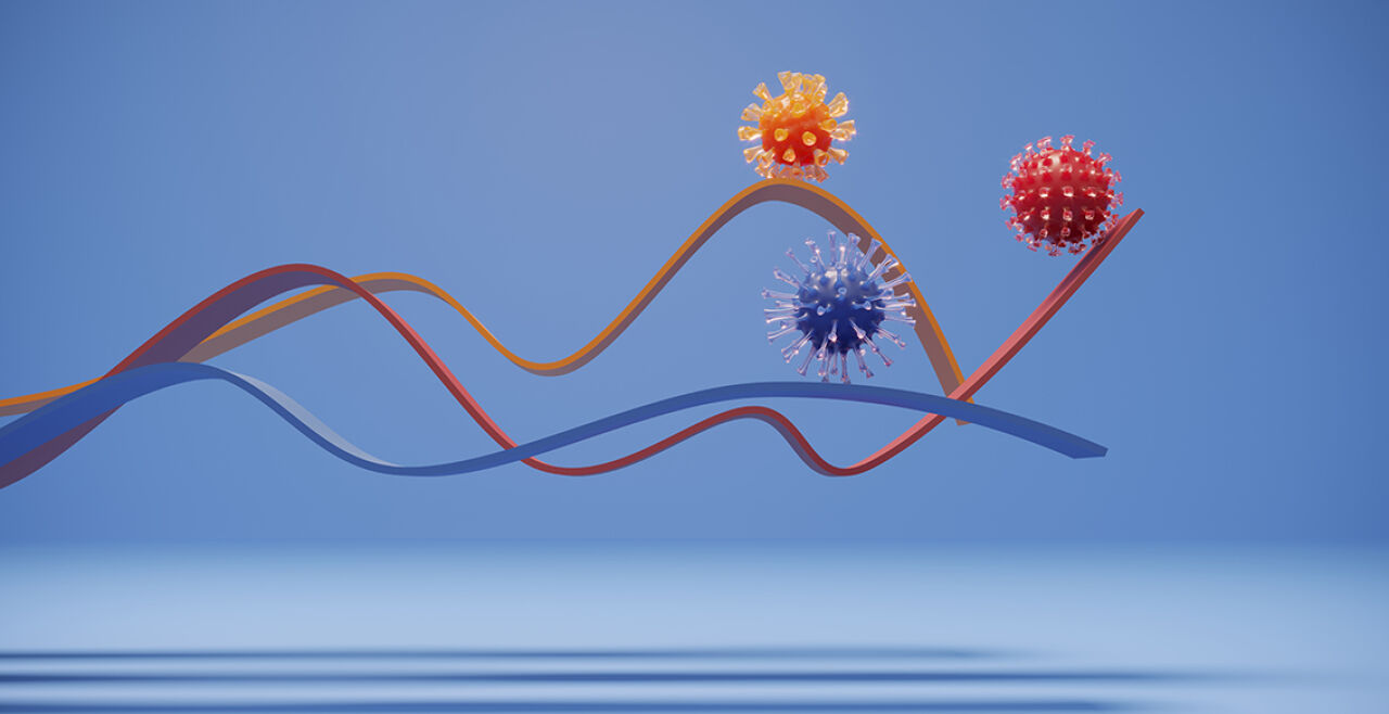 Corona Virus Mutationen - © Foto: iStock/Eoneren