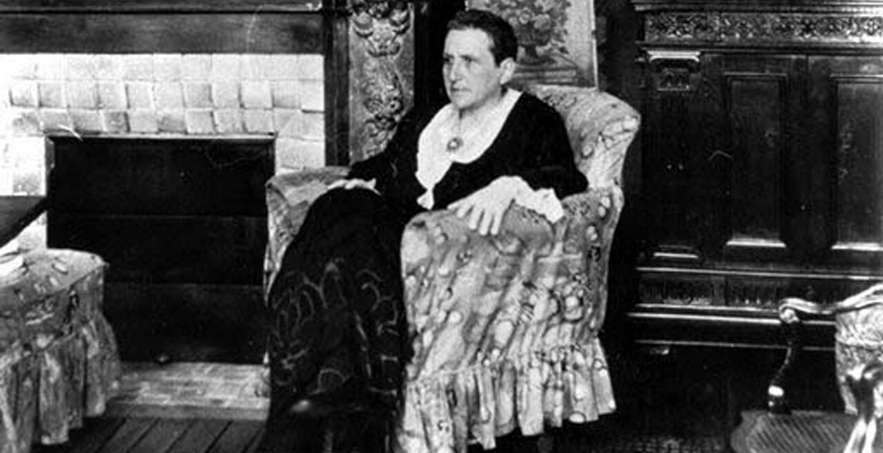 Gertrude Stein - © Foto: Getty Images/ Apic