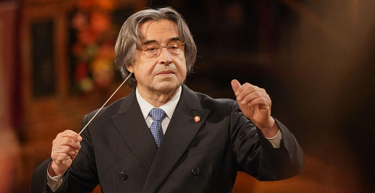 Riccardo Muti - © Foto: APA / ORF / Roman Zach-Kiesling