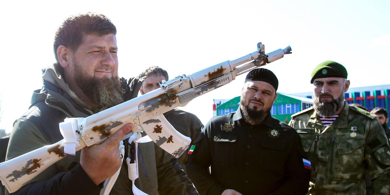 Kadyrow - © Musa Sadulayev / AP / picturedesk.com