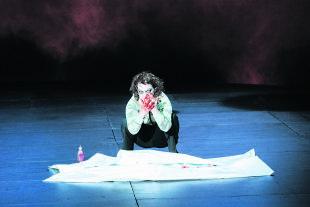 Salzburger Festspiele: Richard III. - © Foto: © SF / Monika Rittershaus