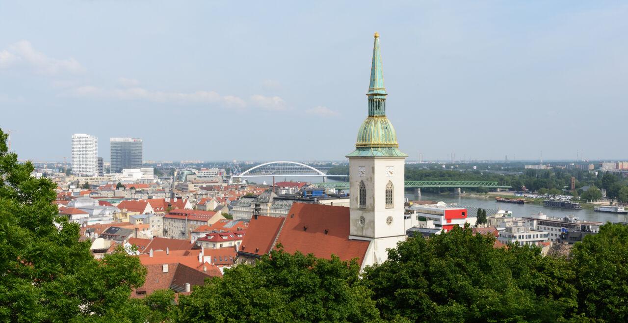 Bratislava - © Foto: Uoaei1