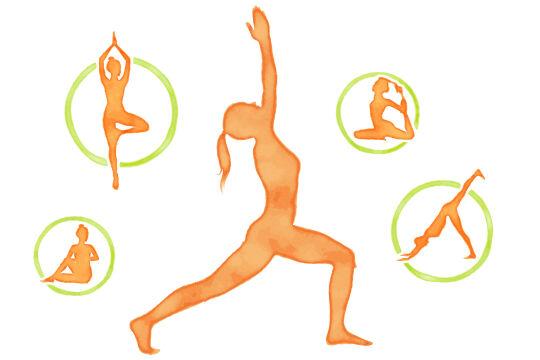 Yogini Pose Yoga - © Florian Zwickl