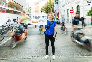 Barbara Laa, Platz für Wien  - © Foto: Peter Provaznik