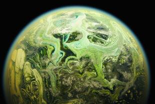 Planet Erde Gaia - © Foto: iSock / Philipp Tur