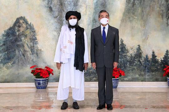 Taliban China - © Foto: LI RAN / AFP / picturedesk.com