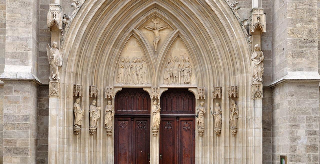 Minoritenkirche - © iStock/KarelGallas