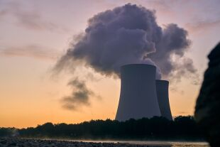 nuclear-power-plant-4526560_1920 - © Pixabay