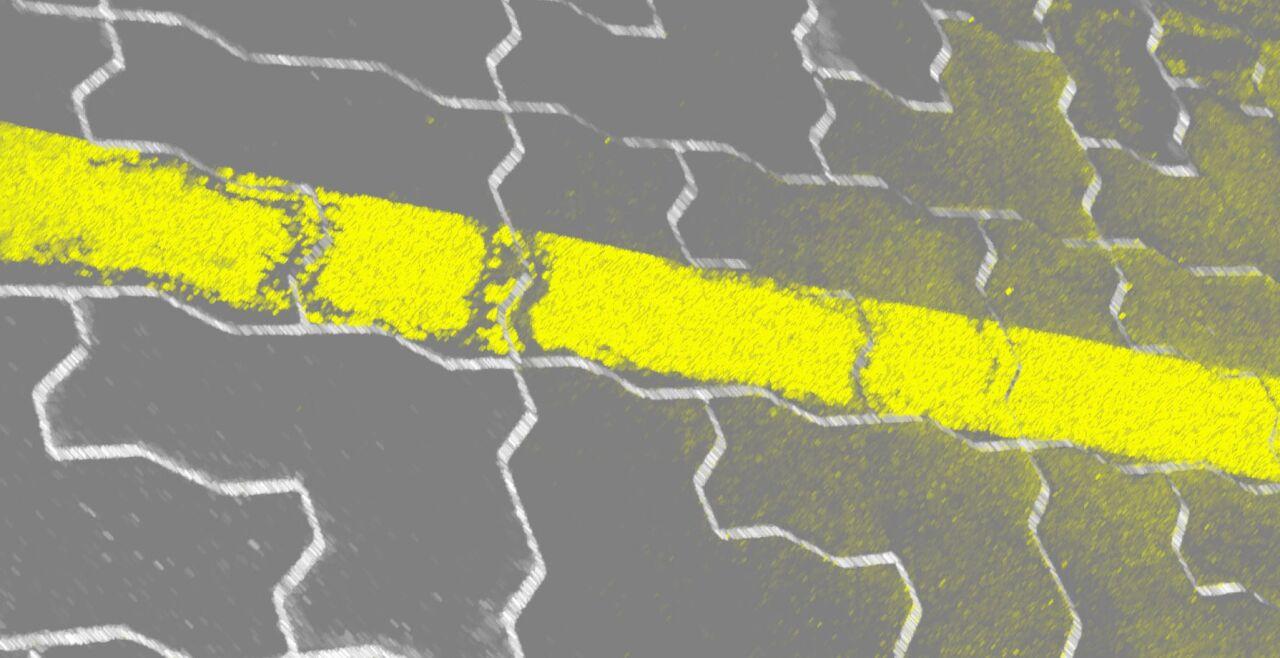 Mind the gap - © Brigitte Schwens-Harrant