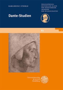 Dante-Studien Cover - © Universitätsverlag Winter 2021