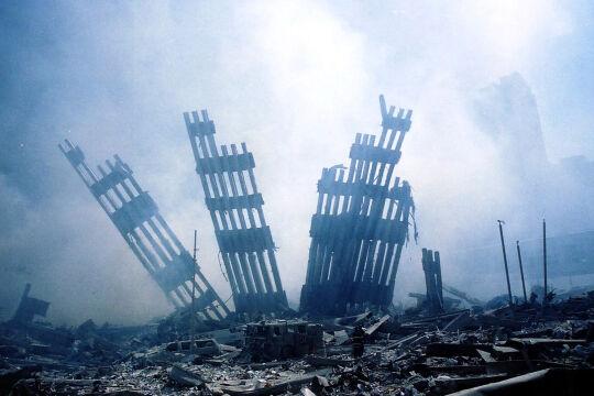 WTC-Ruine - © Alexandre Fuchs / AFP