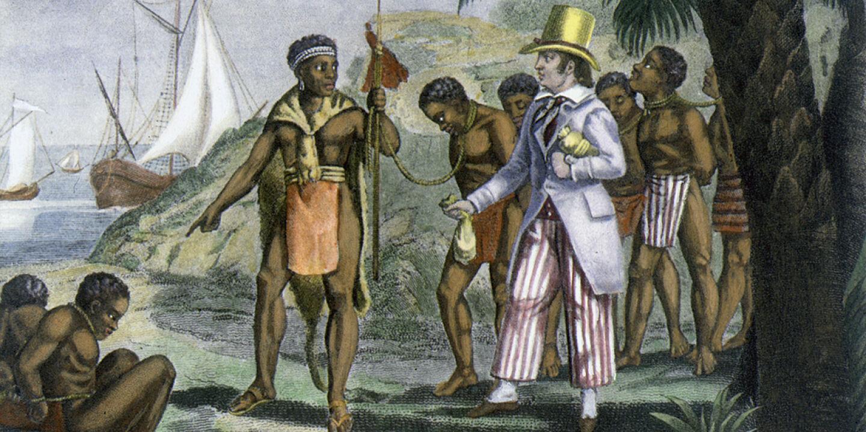 Sklavenhandel - © Foto: picturedesk.com / akg-images
