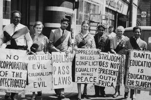 Apartheid - © Foto: Getty Images / Corbis / Hulton-Deutsch Collection
