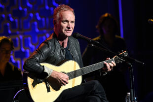 Sting - © Getty Images / HeartMedia / Andrew Toth