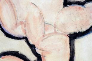 Modigliani: Karyatide - © Tate, London 2008
