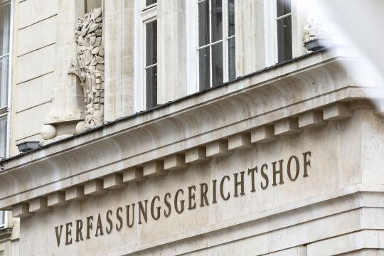 Verfassungsgerichtshof - © Foto: picturedesk.com  / Weingartner-Foto