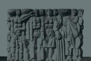 Denkmal Eisenach - © Wikipedia / Metilsteiner (cc by 3.0); Bildbearbeitung: Rainer Messerklinger