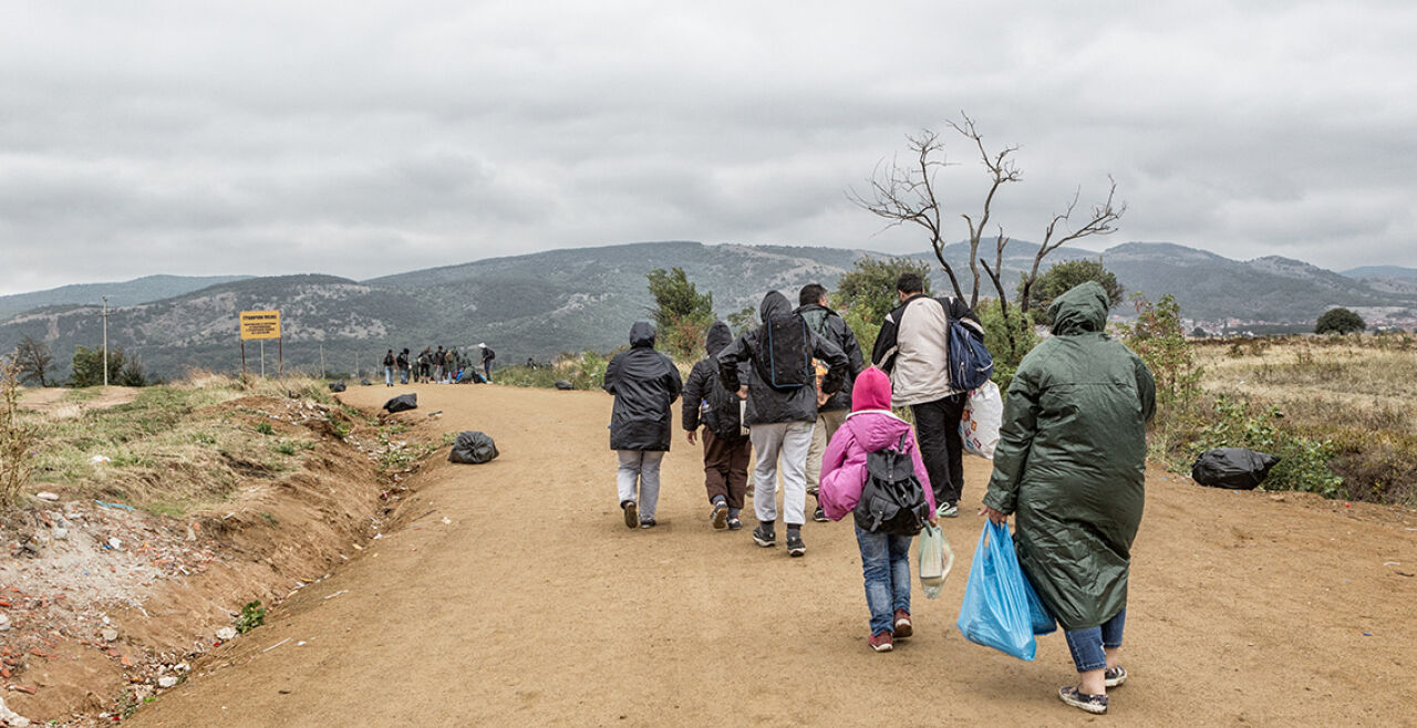 Flüchtlinge - © Foto: iStock / wabeno