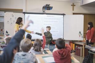 Ordensschulen - Religionen als gemeinsamer Anker in den Ordensschulen - © StefanLeitner.com