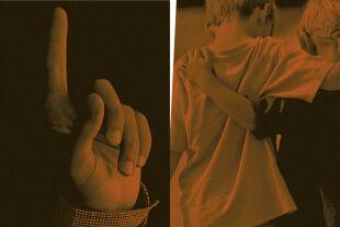 """Paternalistisch oder geschwisterlich? - Die Konzepte von """"chrisltich-sozial"""" sind unterschiedlich. - © Foto links: iStock / selimaksan; Foto rechts: iStock / ImagineGolf (Rechts (Bildbearbeitung: Rainer Messerklinger)"""