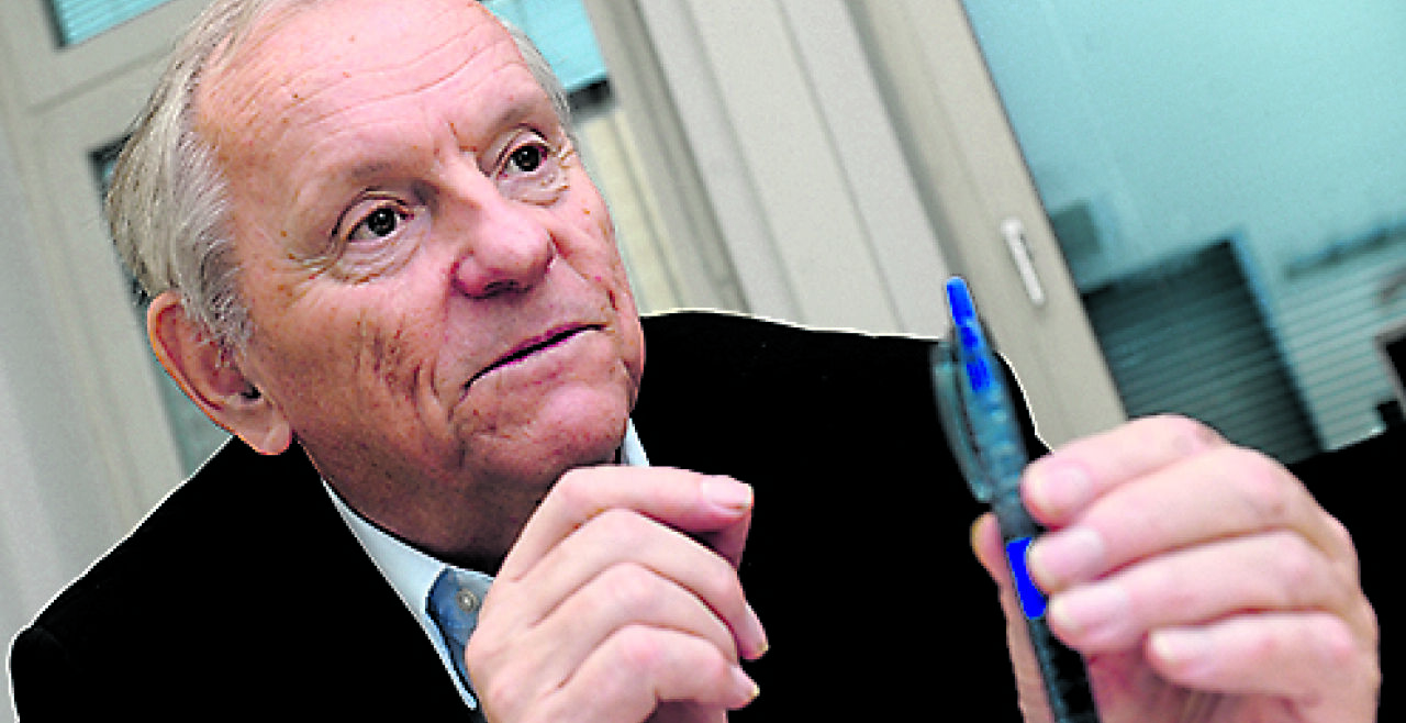 Helmut Rauch - Kernphysiker Helmut Rauch (1939–2019) - © APA / Herbert Pfarrhofer