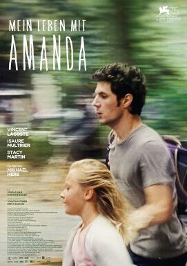 Mein Leben mit Amanda_Plakat - © Polyfilm